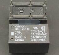 G6B-2214P-US-DC5V G6B-2214P-US-5VDC 5V 5A 6PINS