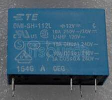 OMI-SH-112L 12V 10A 5PINS