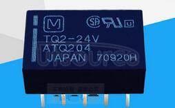 TQ2-24V ATQ204 24V 1A 10PINS