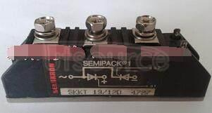 SKKT19/12D Thyristor   Modules