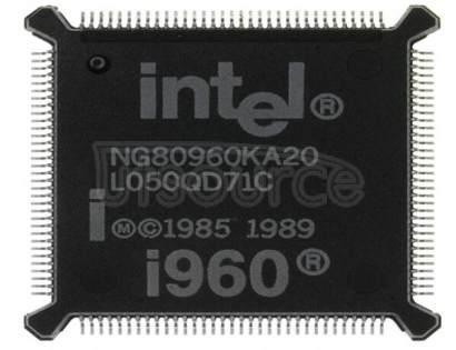 NG80960KA20 3.3 V EMBEDDED 32-BIT MICROPROCESSOR