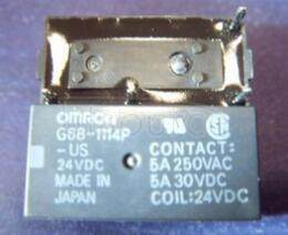 G6B-1114P-US-24VDC replace G6B-1114P-US-DC24V 24V 5A 4PINS
