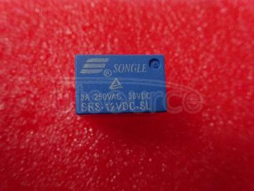 SRS-12VDC-SL 12V 3A 6PINS
