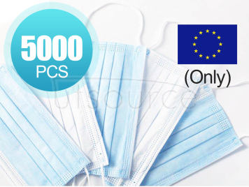 Disposable Masks, Mask (5000 pcs) (European Union region only)