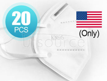 KN95 Masks, Mask (20 pcs) (U.S.A. region only)