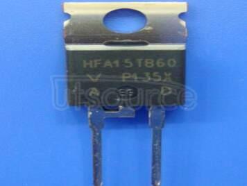 HFA15TB60 15A 600V