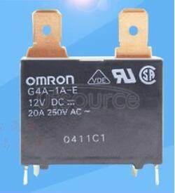 G4A-1A-E 12V Power   PCB   Relay