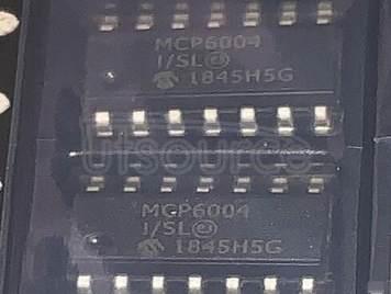MCP6004T-I/SL
