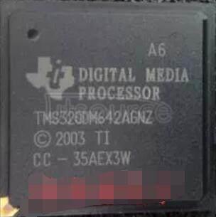 TMS320DM642AGNZ6