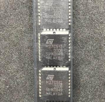 M27C512-20C6