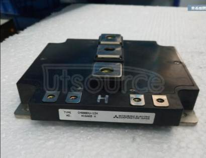 CM800DU-12H Dual IGBTMOD 800 Amperes/600 Volts
