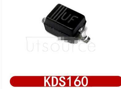KDS160/UF SILICON   EPITAXIAL   PLANAR   TYPE   DIODE   (ULTRA   HIGH   SPEED   SWITCHING)