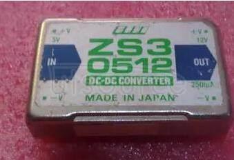 ZS30512 Transient Voltage Suppressor Diodes
