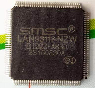 LAN9311I-NZW IC ETHER SW 3PORT 16BIT 128TQFP