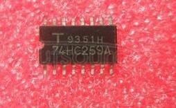 74HC259AF