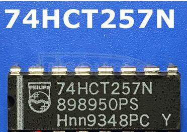74HCT257N