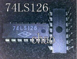 74LS126