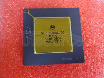 MC68030RC40C