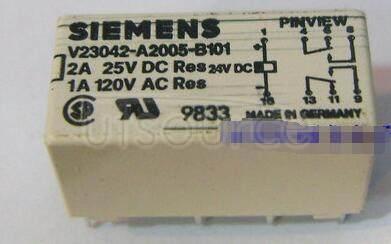 V23042-A2003-B101 12VDC REL