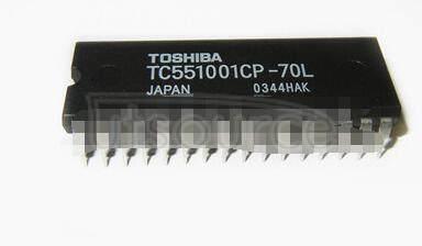TC551001CP-70 131,072   WORD  x 8  BIT   STATIC   RAM