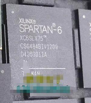 XC6SLX75-2CSG484I