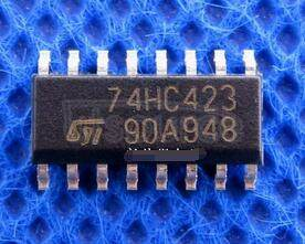 74HC423