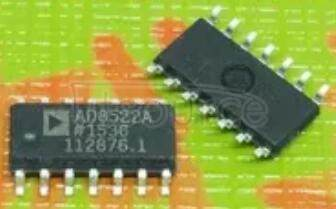 AD8522 +5 Volt, Serial Input,Dual 12-Bit DAC,12D/A