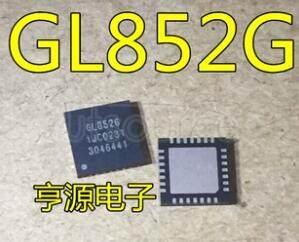 GL852 USB   2.0   MTT   HUB   Controller