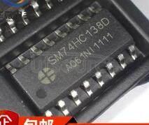 74HC138D/SM74HC138D