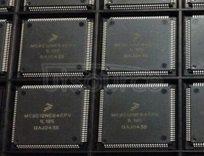 MC9S12NE64CPV 16-bit Microcontroller