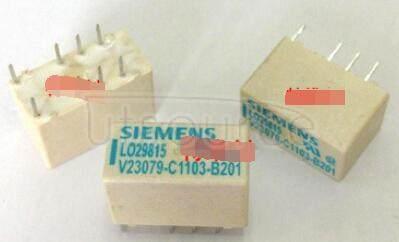 V23079-C1103-B201 2A 8PINS