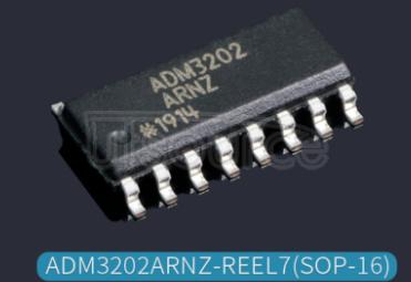 ADM3202ARN ADM3202ARNZ ADM3202 SOP16