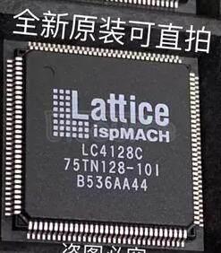 LC4128C-75TN128-10I