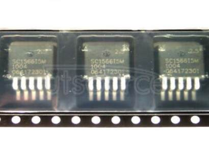 SC1566I5M-2.5TR Very Low Dropout 3.0 Amp Regulator With Enable