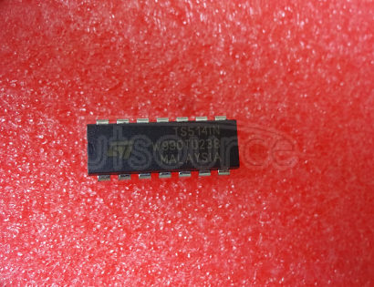 TS514IN HIGH SPEED PRECISION QUAD OPERATIONAL AMPLIFIERS