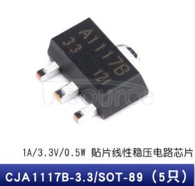 CJA1117B-3.3