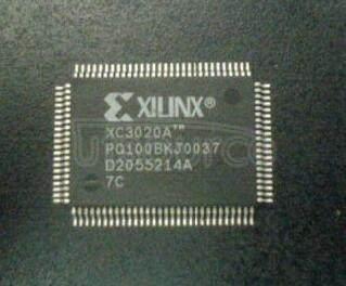 XC3020APQ100-7C Field Programmable Gate Arrays XC3000A/L, XC3100A/L