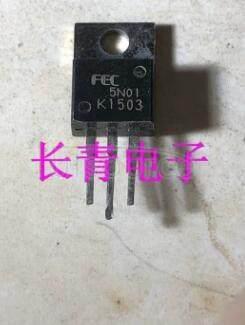 2SK1503 TRANSISTOR | MOSFET | N-CHANNEL | 500V VBRDSS | 10A ID | TO-220