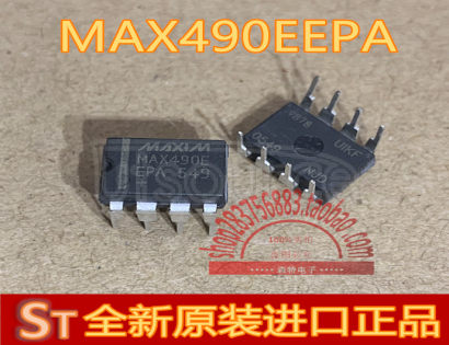MAX490EEPA