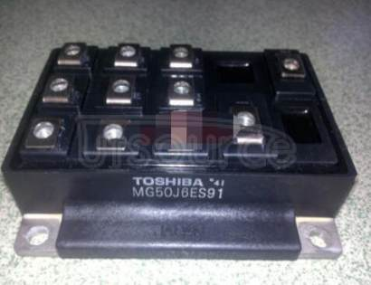 MG50J6ES91 N  CHANNEL   IGBT   (HIGH   POWER   SWITCHING,   MOTOR   CONTROL   APPLICATIONS)