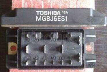 MG8J6ES1 N CHANNEL IGBT (HIGH POWER SWITCHING, MOTOR CONTROL APPLICATIONS)