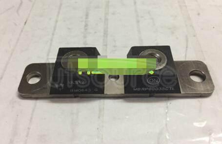 MBRP60035CT POWERTAP II⑩ SWITCHMODE⑩ Power Rectifier