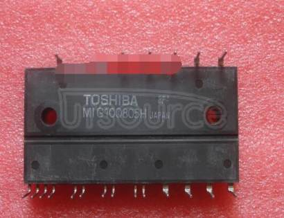 MIG10Q805H N CHANNEL IGBT HIGH POWER SWITCHING, MOTOR CONTROL APPLICATIONS