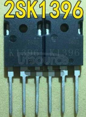 2SK1396 TRANSISTOR | MOSFET | N-CHANNEL | 250V VBRDSS | 30A ID | TO-247VAR