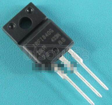 IRFI840 TRANSISTOR | MOSFET | N-CHANNEL | 500V VBRDSS | 4.6A ID | TO-220AB