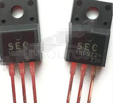 IRFSZ24 TRANSISTOR | MOSFET | N-CHANNEL | 60V VBRDSS | 13A ID | SOT-186