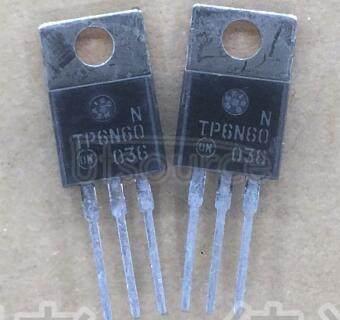 NTP6N60 TRANSISTOR MOSFET