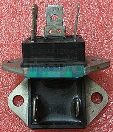 SG25AA120 THYRISTOR   MODULE   (ISOLATED   MOLD   TYPE)