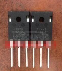 IXGH30N60C2 HiPerFAST   IGBT