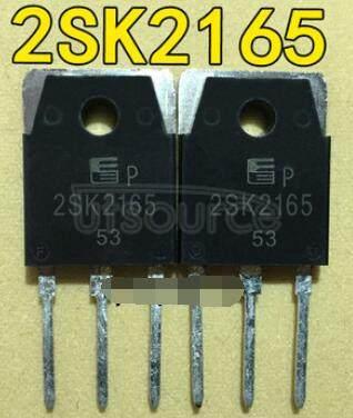 2SK2165 N-channel MOS-FET